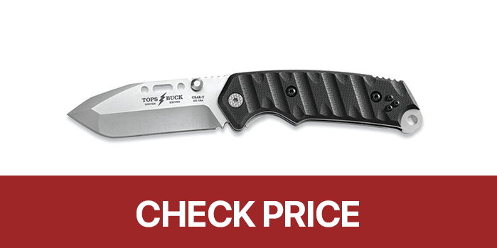 Buck Knives TOPS/Buck CSAR-T Tactical Folding Knife