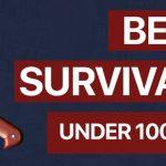 Best Survival Knife Under 100 Dollar (2021)