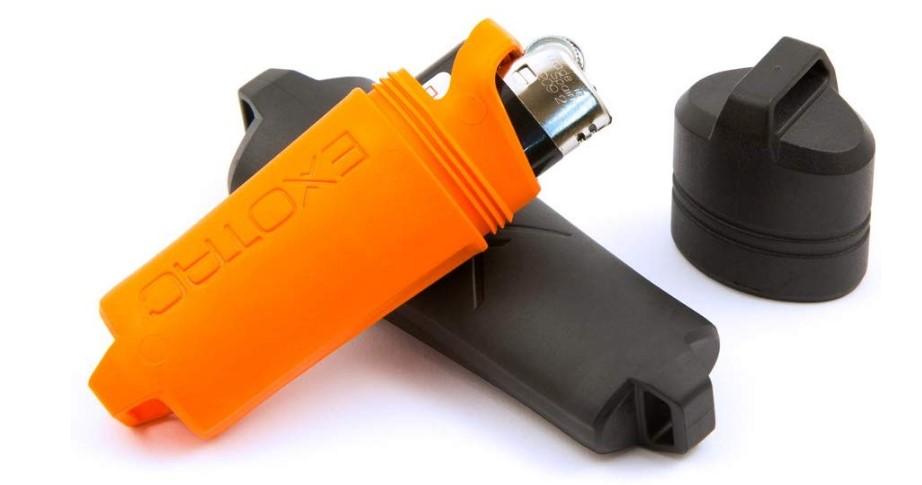 Exotac Waterproof Lighter Case