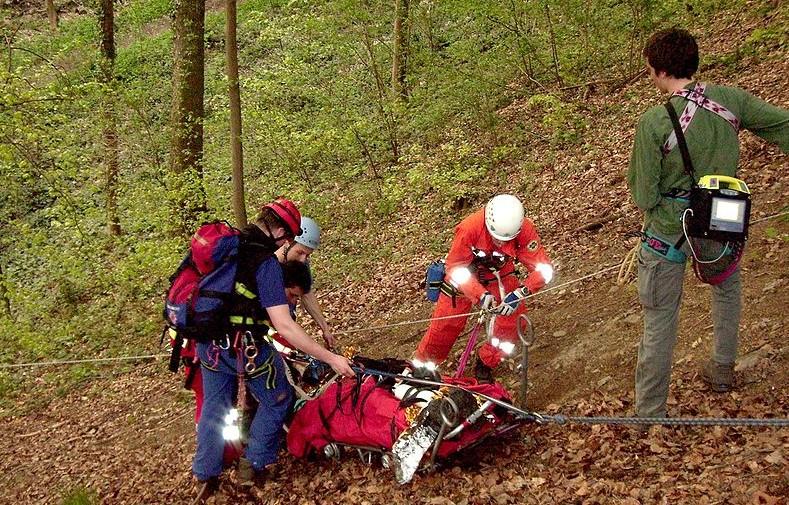 treating injuries