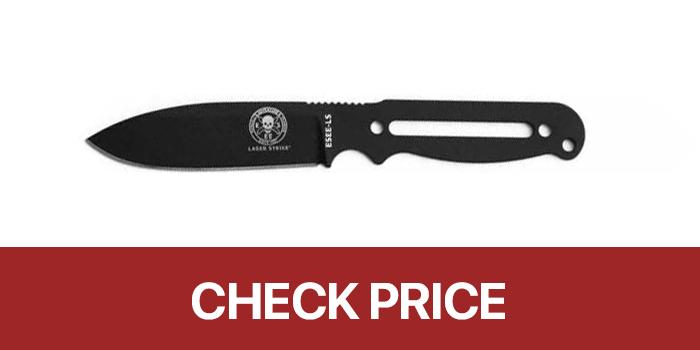 esee laser strike top rated knife